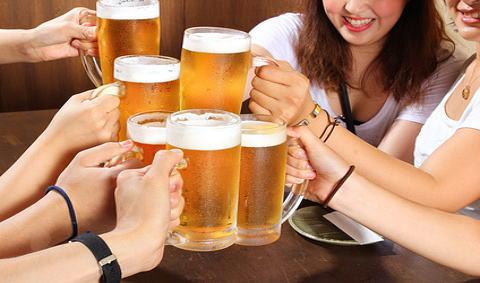 飲み会の多い冬は日常のカロリー摂取に要注意!