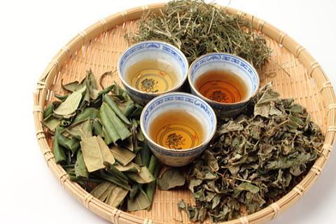 痩せる漢方茶でダイエットしたい!