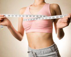 バストをキープしたいのにダイエットすると胸から痩せるのはなぜ?