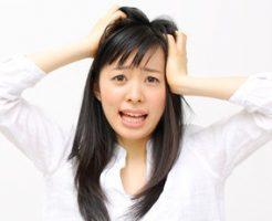 頭が痒い・・・頭皮の痒みを抑える方法は?