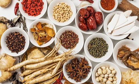 漢方薬に使われる様々な生薬