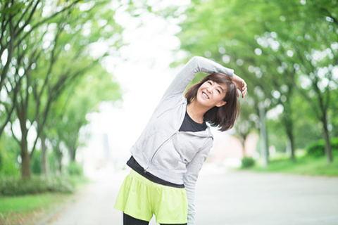 適度な運動もホルモンバランスの改善に効果的