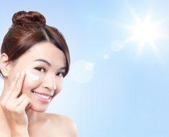 日焼け止めの効果的な塗り方を実践して美肌をキープ!