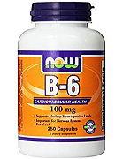 ビタミンB6サプリメント