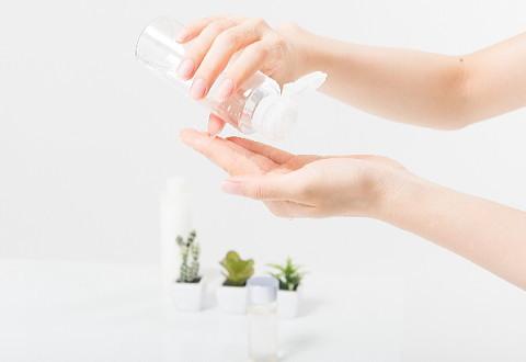 ビタミンC誘導体配合の化粧水