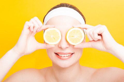 ビタミンC誘導体の美肌効果に期待!