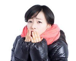 更年期になると若い頃からの冷え症は悪化する?