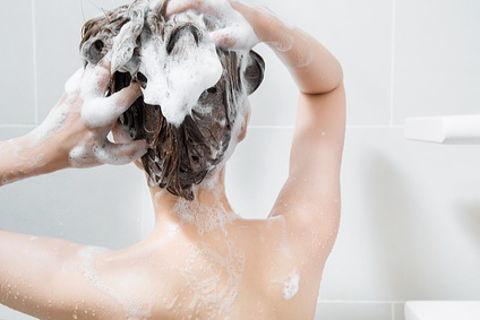 すこやか地肌シャンプーで髪を洗ってみました!