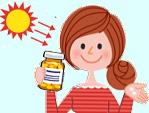 飲む日焼け止めで体の内側からも日焼けを防ぐ!