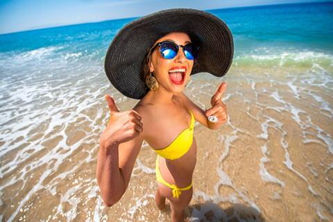 海のUVケアはサンスクリーン剤+日焼け止めサプリが常識!