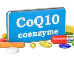 CoQ10サプリメント
