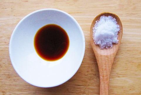 食生活で減塩するポイントは塩と醤油を減らすこと